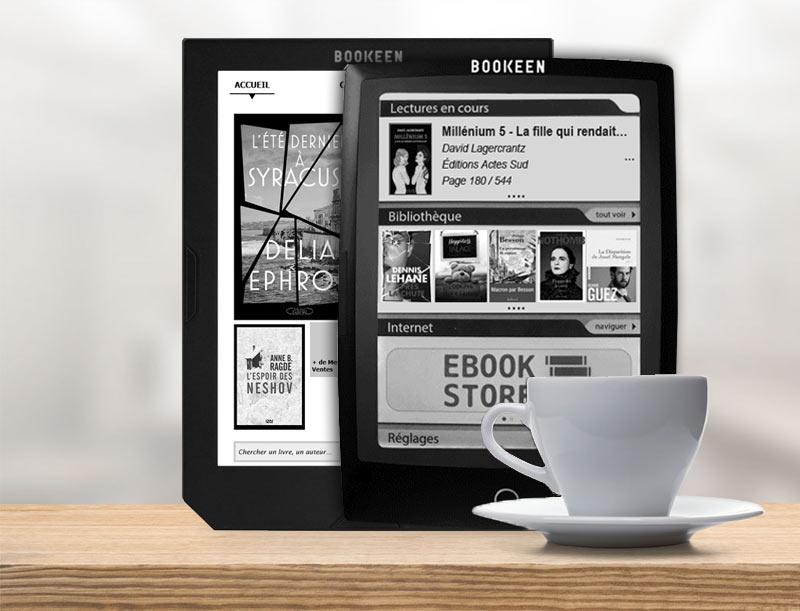 Numilog : toute l'actualité des e-books en ligne